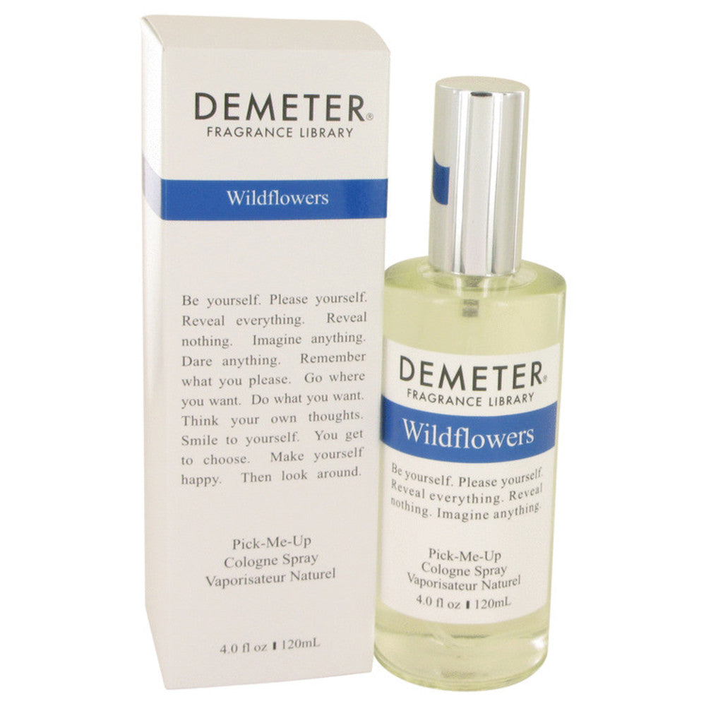 Demeter Wildflowers By Demeter Cologne Spray 4 Oz For Women