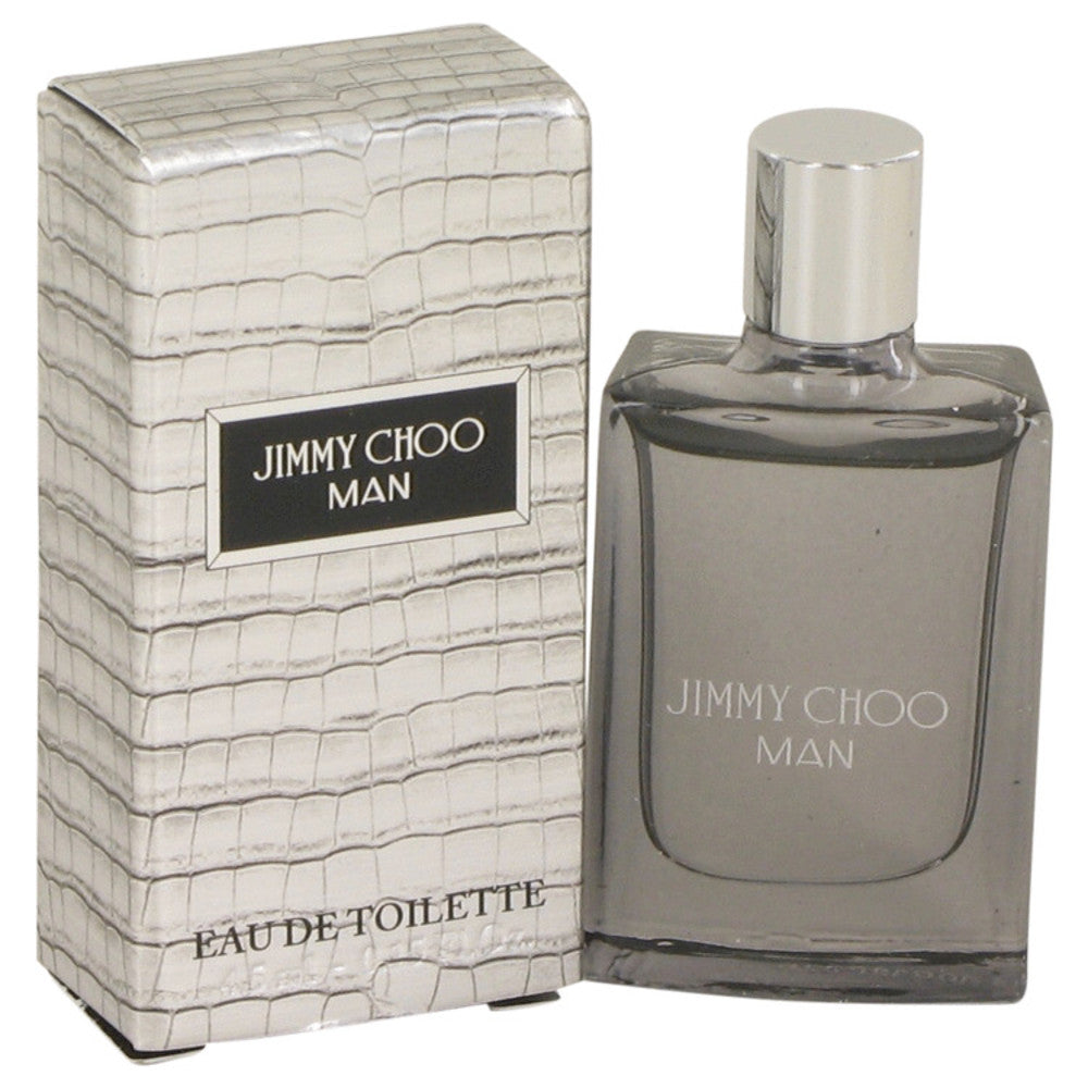 Jimmy Choo Man By Jimmy Choo Mini Edt .15 Oz For Men