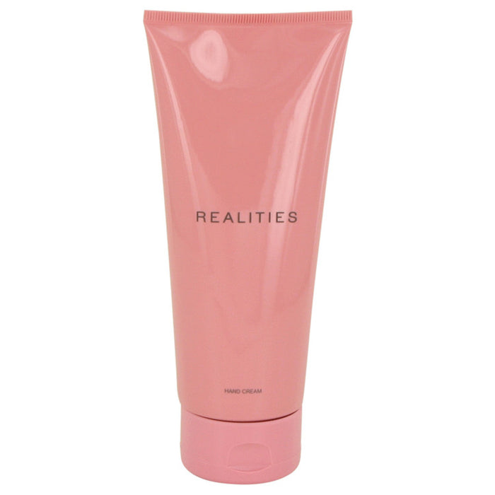 Realities (new) By Liz Claiborne Hand Cream 6.7 Oz For Women