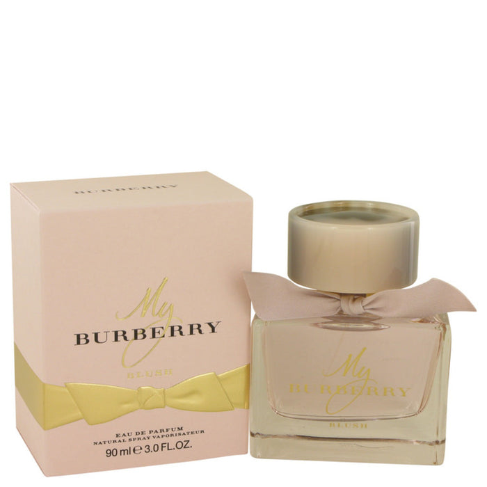 My Burberry Blush By Burberry Eau De Parfum Spray 3 Oz For Women