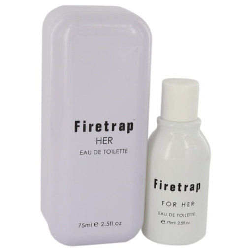 Firetrap By Firetrap Eau De Toilette Spray 2.5 Oz For Women