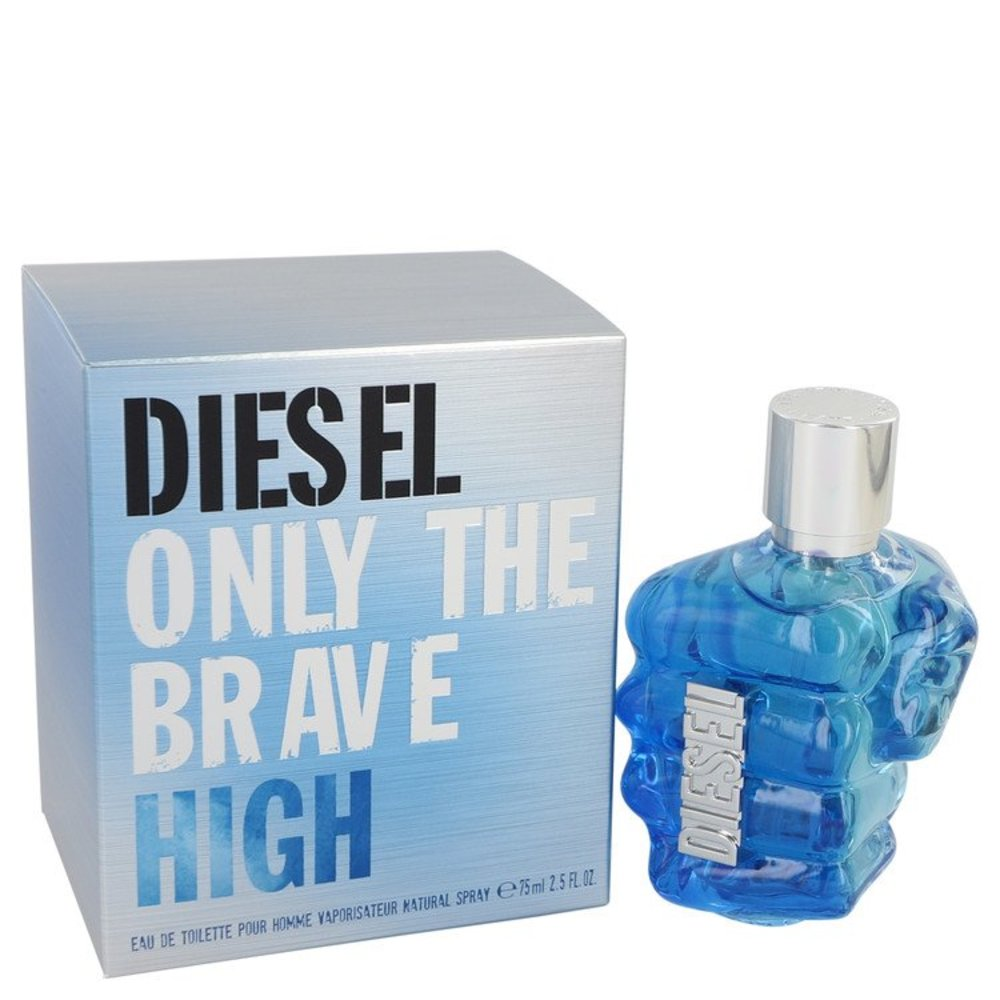 Only The Brave High By Diesel Eau De Toilette Spray 2.5 Oz For Men