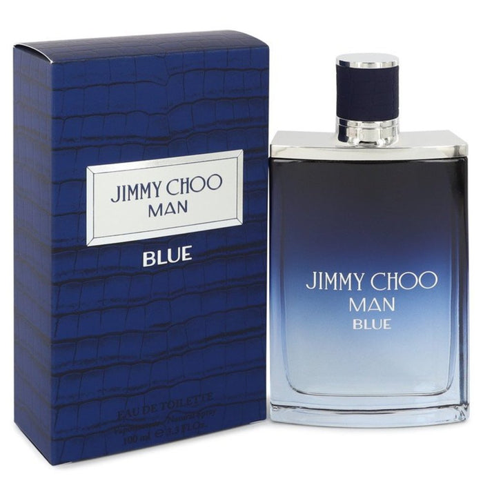 Jimmy Choo Man Blue By Jimmy Choo Eau De Toilette Spray 3.3 Oz For Men
