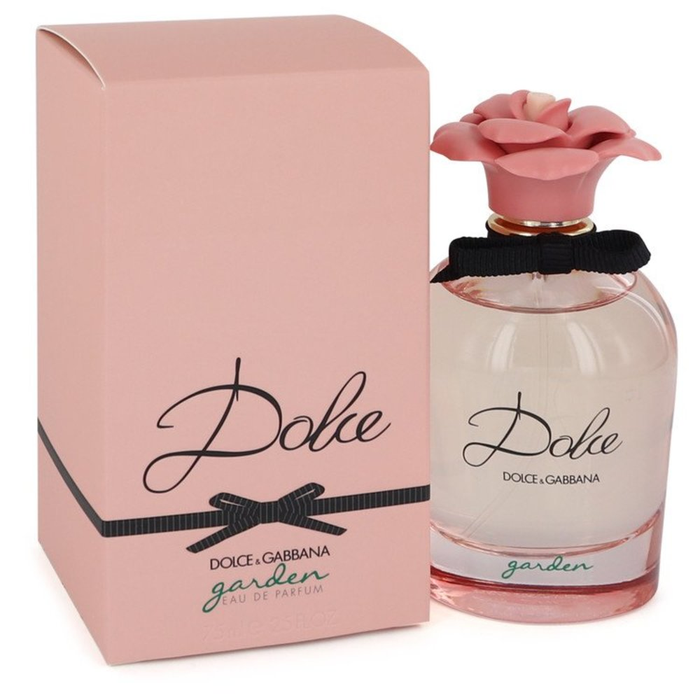 Dolce Garden By Dolce and Gabbana Eau De Parfum Spray 2.5 Oz For Women
