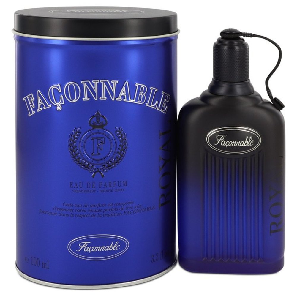Faconnable Royal By Faconnable Eau De Parfum Spray 3.4 Oz For Men