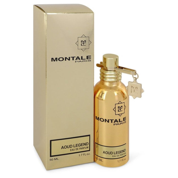 Montale Aoud Legend By Montale Eau De Parfum Spray (unisex) 1.7 Oz For Women