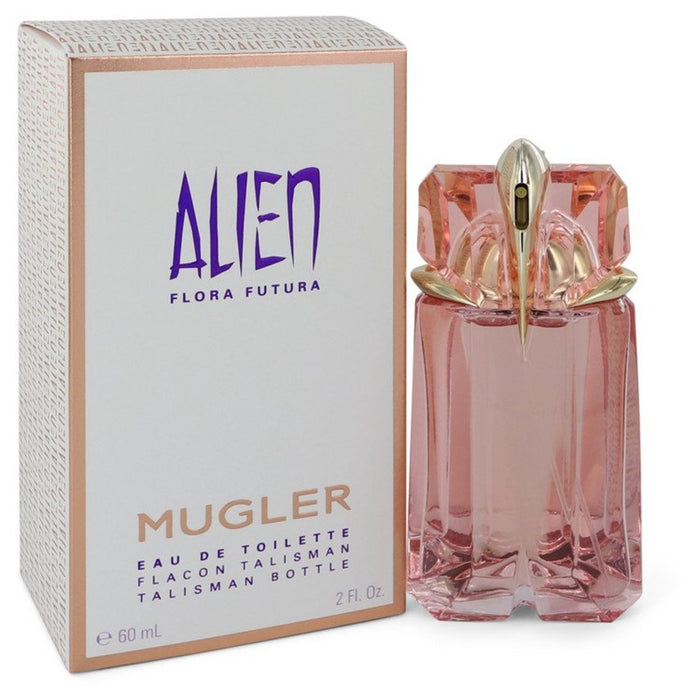 Alien Flora Futura By Thierry Mugler Eau De Toilette Spray 2 Oz For Women