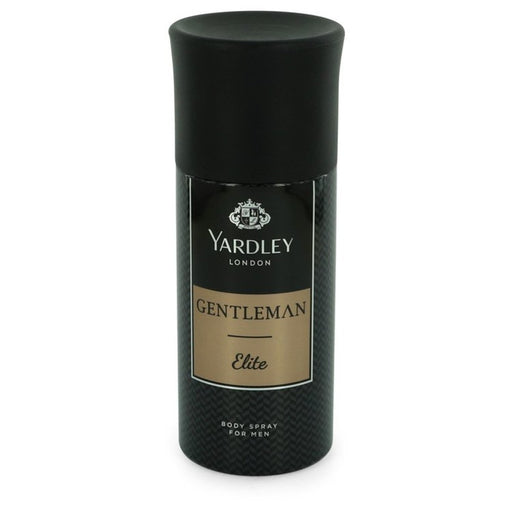 Yardley Gentleman Elite By Yardley London Deodorant Body Spray 5 Oz For Men