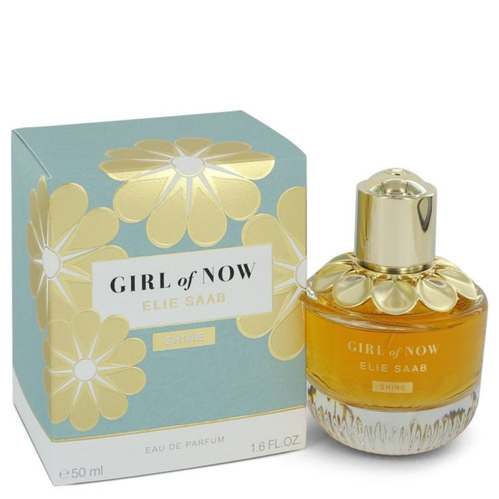 Girl Of Now Shine By Elie Saab Eau De Parfum Spray 1.6 Oz For Women