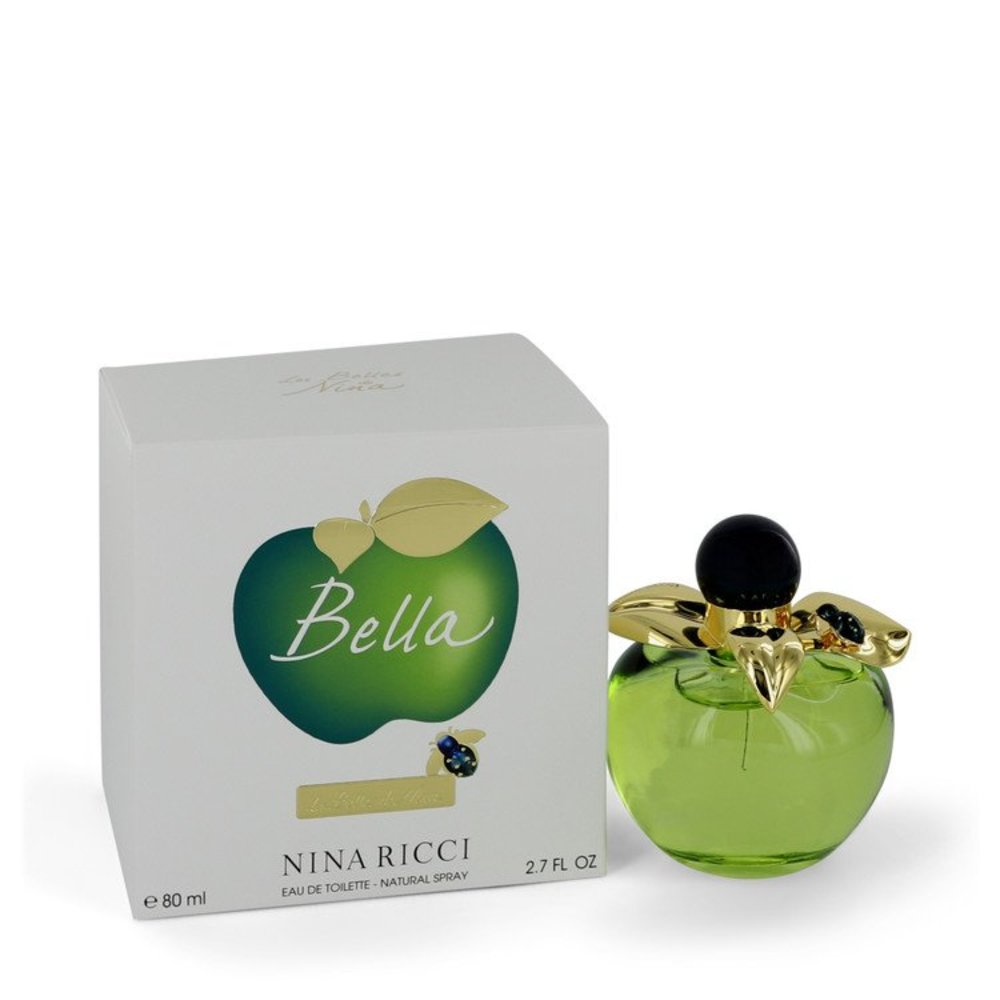Bella Nina Ricci By Nina Ricci Eau De Toilette Spray 2.7 Oz For Women