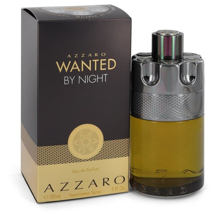 Azzaro Wanted By Night By Azzaro Eau De Parfum Spray 5 Oz For Men