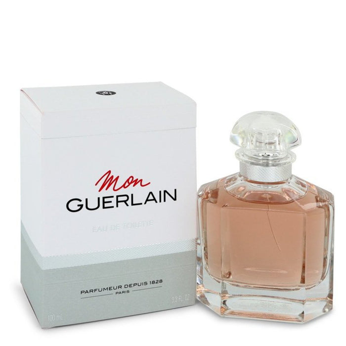 Mon Guerlain By Guerlain Eau De Toilette Spray 3.3 Oz For Women