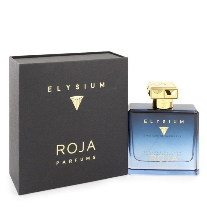 Roja Elysium Pour Homme By Roja Parfums Extrait De Parfum Spray 3.4 Oz For Men