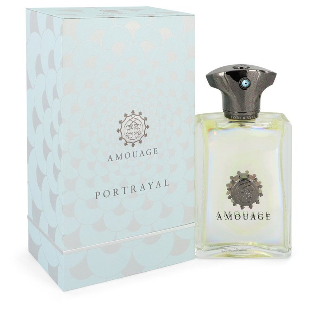 Amouage Portrayal By Amouage Eau De Parfum Spray 3.4 Oz For Men
