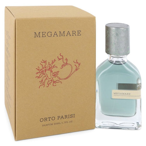 Megamare By Orto Parisi Parfum Spray (unisex) 1.7 Oz For Women