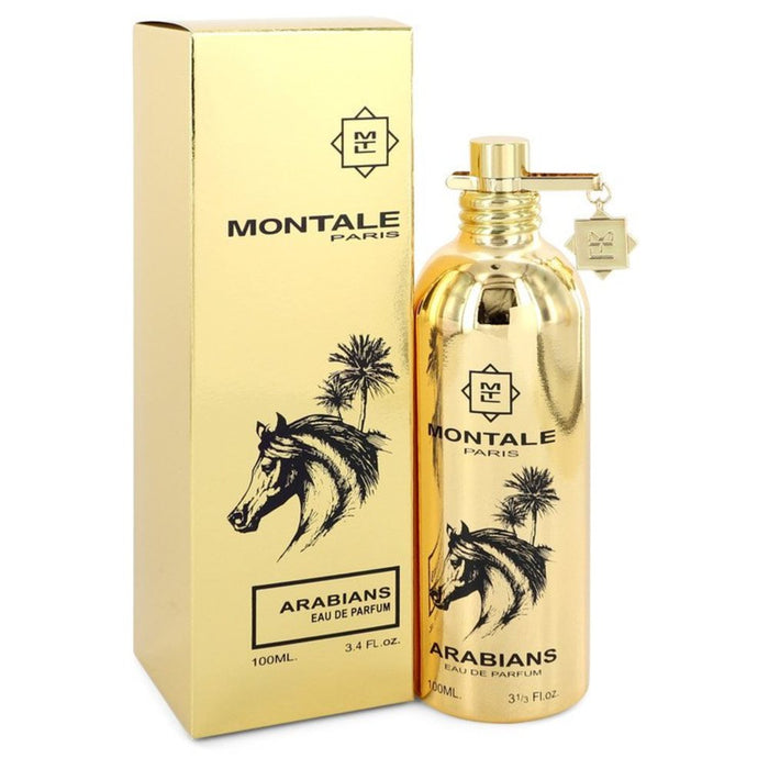 Montale Arabians By Montale Eau De Parfum Spray (unisex) 3.4 Oz For Women