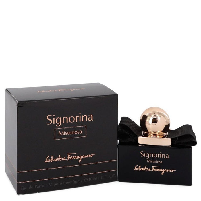 Signorina Misteriosa By Salvatore Ferragamo Eau De Parfum Spray 1 Oz For Women