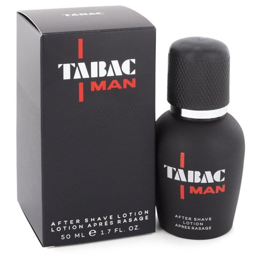 Tabac Man By Maurer and Wirtz After Shave Lotion 1.7 Oz For Men