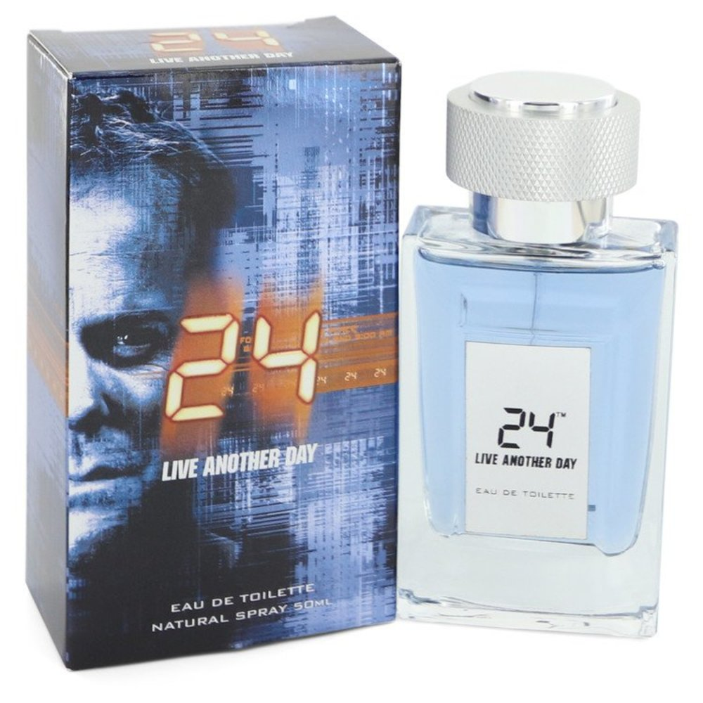 24 Live Another Day By Scentstory Eau De Toilette Spray 1.7 Oz For Men