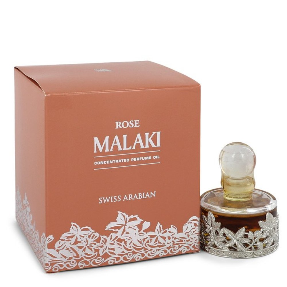 Swiss Arabian Rose Malaki By Swiss Arabian Concentrated Perfume Oil 1 Oz For Women