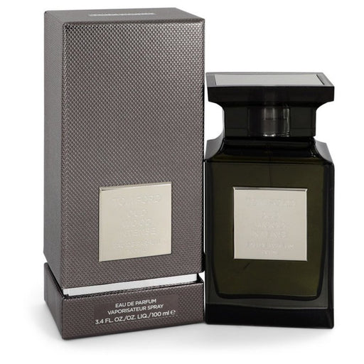 Tom Ford Oud Wood Intense By Tom Ford Eau De Parfum Spray (unisex) 3.4 Oz For Men