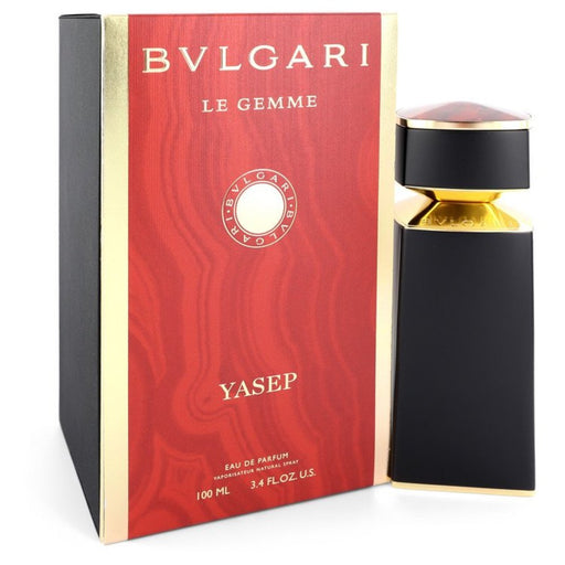 Bvlgari Le Gemme Yasep By Bvlgari Eau De Parfum Spray 3.4 Oz For Men