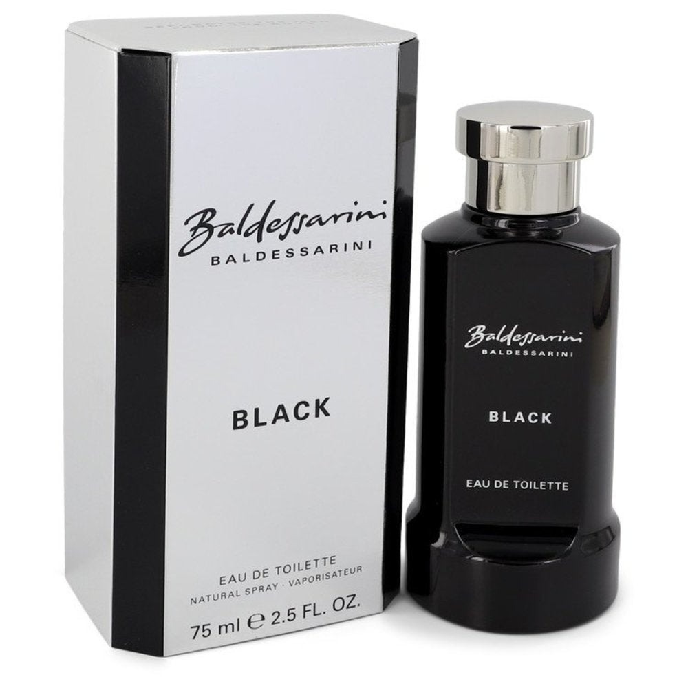 Baldessarini Black By Baldessarini Eau De Toilette Spray 2.5 Oz For Men