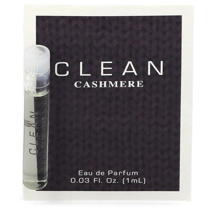 Clean Cashmere By Clean Vial (sample) .03 Oz For Women