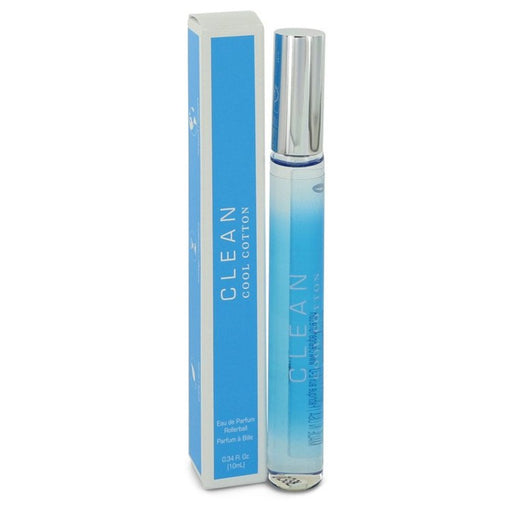 Clean Cool Cotton By Clean Mini Edp Roller Ball  .34 Oz For Women