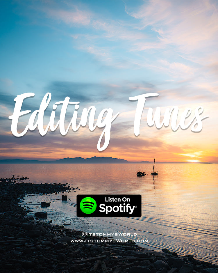 Listen to my Editing Tunes playlist