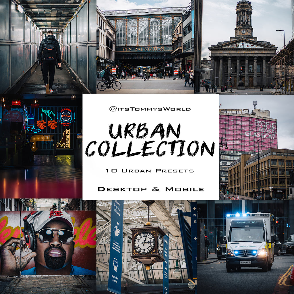 @itstommysWorld - Urban Collection