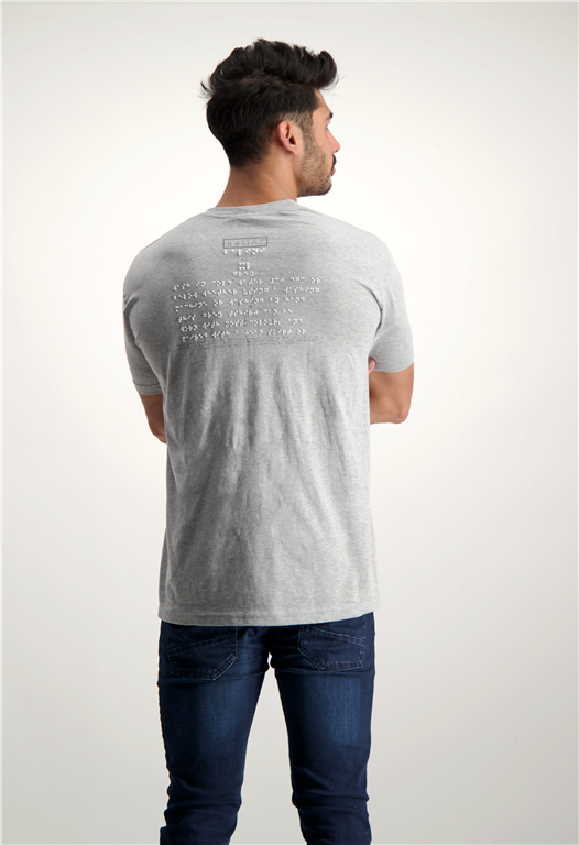 Unisex Lost in Translation Grey T-shirt