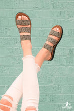 Load image into Gallery viewer, Corky's Dafne Woven Strappy Sandal