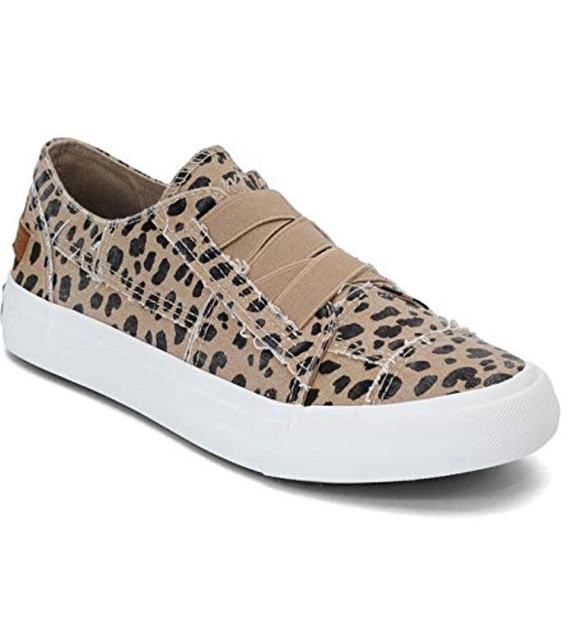 Blowfish Marley Latte Spots Sneaker