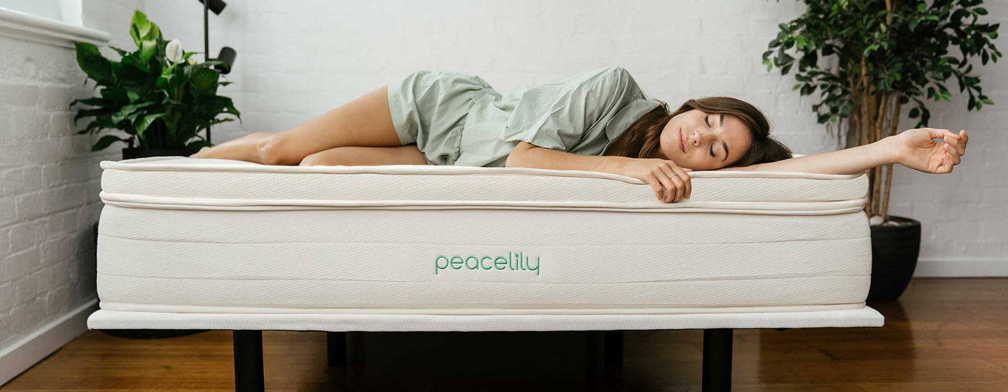 Peacelily Mattress Topper