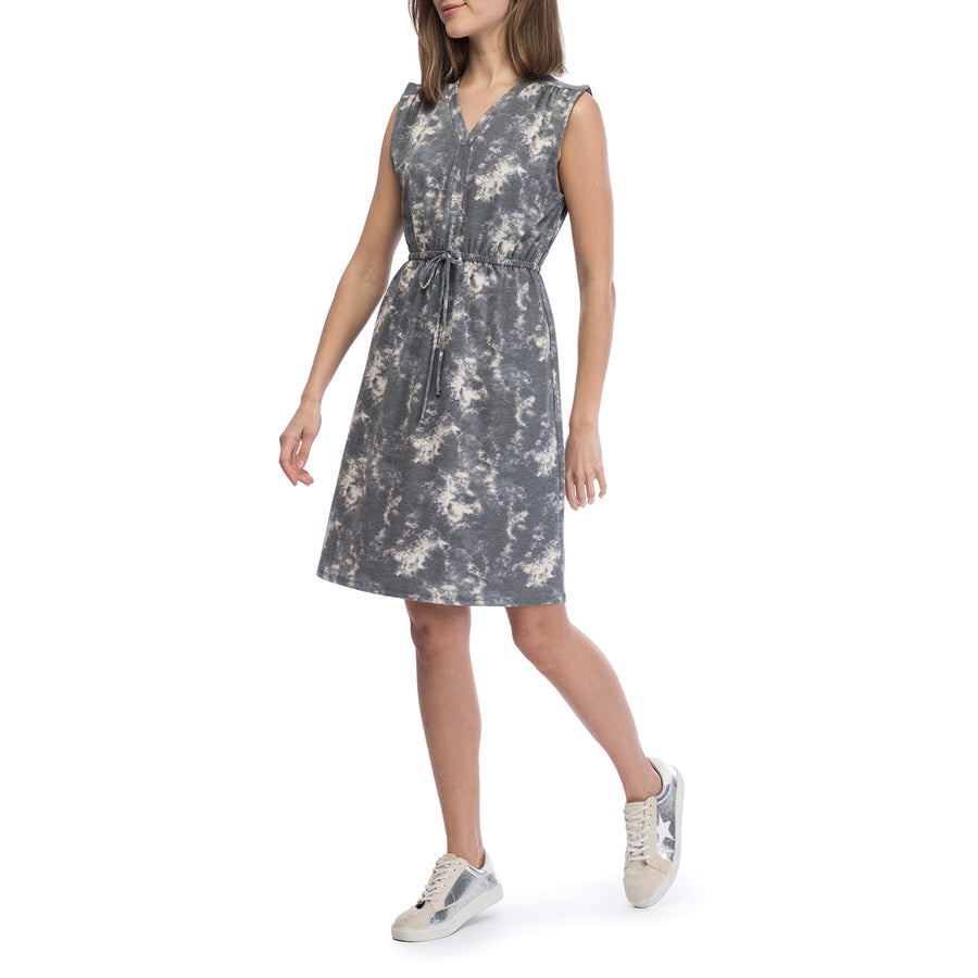 Jess Drawstring Dress