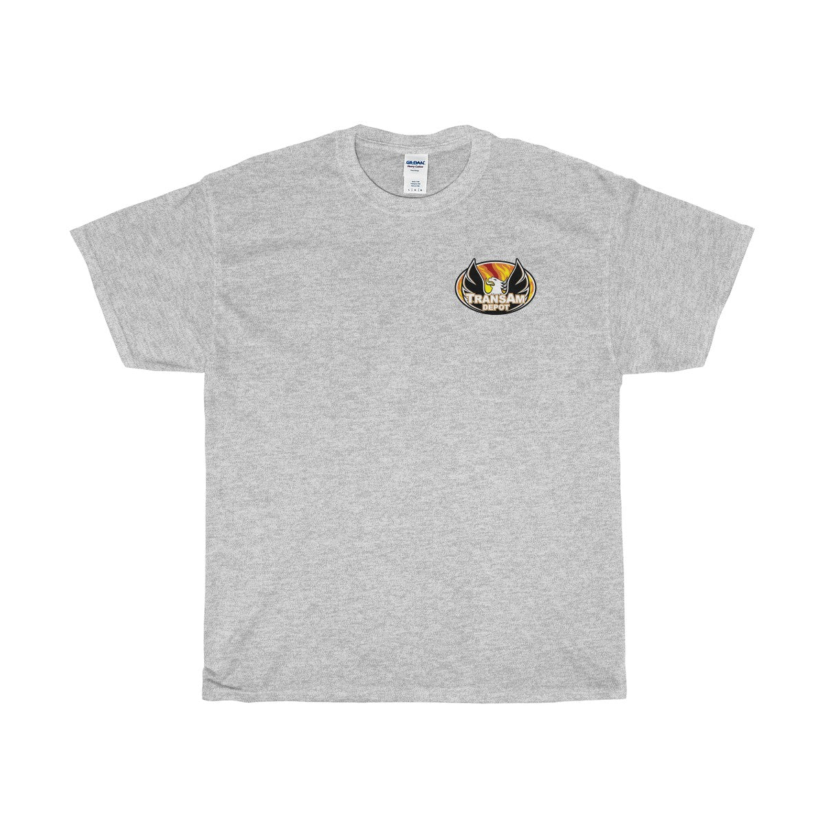 Trans Am Depot Shop Shirt- Heavy Cotton Tee