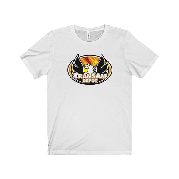 Trans Am Depot Shop Shirt- Unisex Jersey Short Sleeve Tee