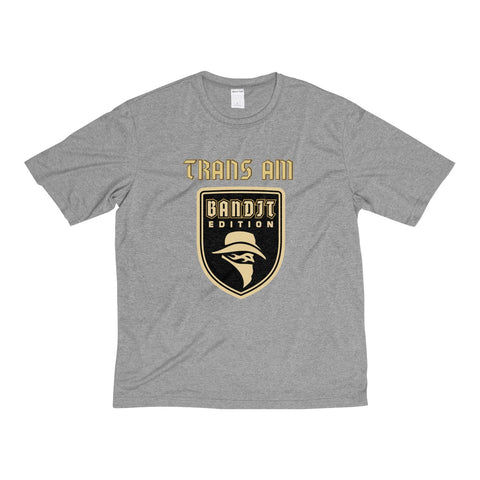Trans Am Bandit Edition Men's Heather Dri-Fit Tee