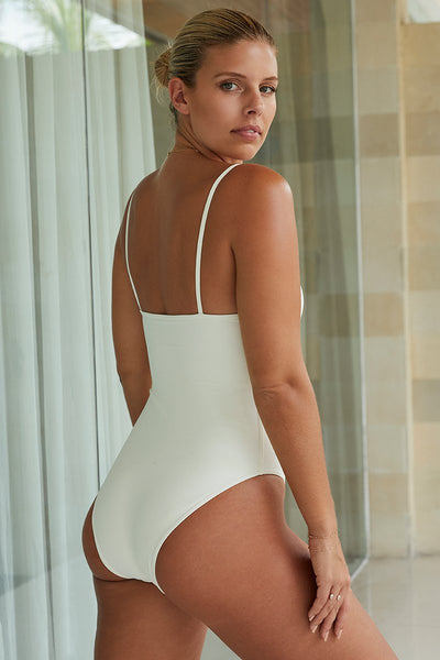 Bahamas One Piece - Ivory
