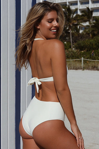 Hamptons Bottom - Ivory