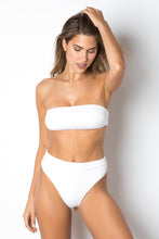 Load image into Gallery viewer, Riviera Bottom - White Rib
