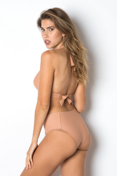 Hamptons Bottom - Nude