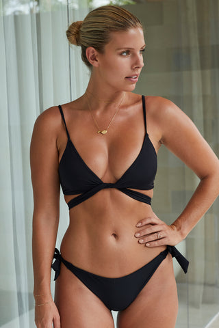 St Barths Bottom - Black