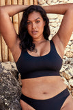 Voluptuous Jamaica Top - Black