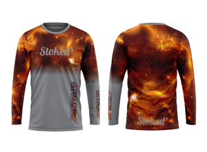 Limited Edition Stoked/Cyclefix Sponsor Jersey