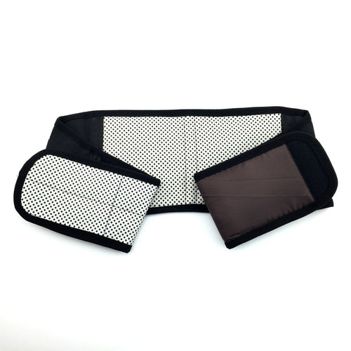 SELF HEATING MAGNETIC THERAPY BACK BRACE