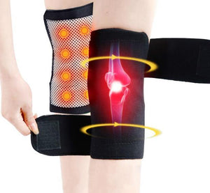 Self Heating Magnetic Therapy Knee Brace™ - 2pcs