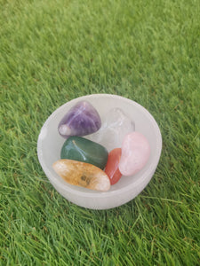 Selenite Charging Bowl
