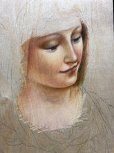 Load image into Gallery viewer, COLORED PENCILS on WOOD - Regular Painting Class (1-2 Days)